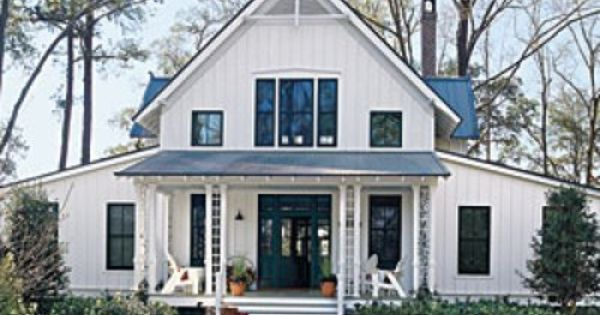 17 Pretty House Plans with Porches House plans Southern living