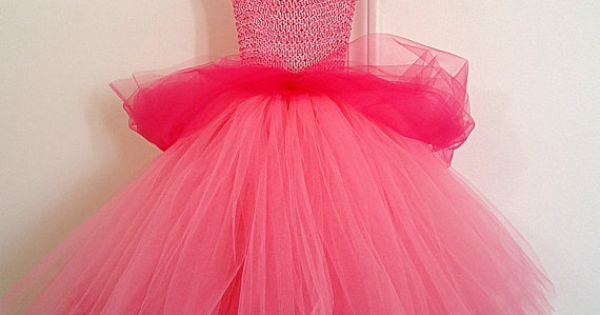 Princess Peach Tutu Dress and Crown
