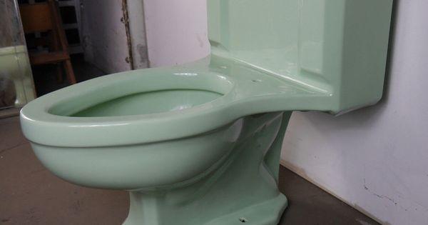 Crane Drexel Toilet