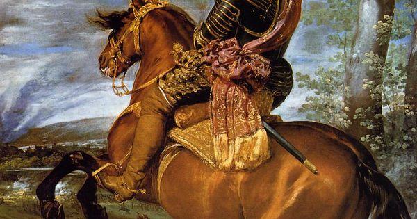 Equestrian Portrait of Don Gaspar de GuzmanCount Duke of ...