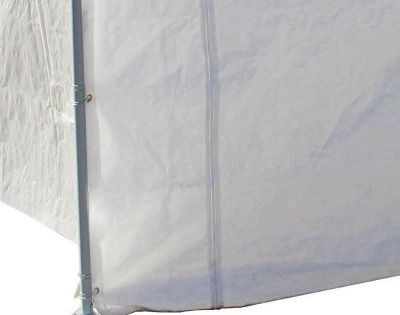 Caravan Canopy Domain Car Port Tent Sidewalls W Straps White Sidewalls Only In 2020 Tent Canopy Caravan