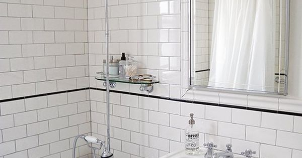 Before & After: A Tiny Bathroom Turns Traditional — Sweeten | Apartment