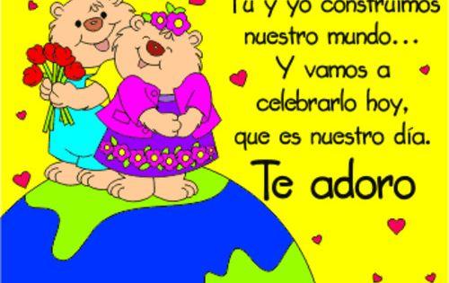 Feliz Aniversario Amor Frases: 10 Imágenes Feliz Aniversario De Bodas