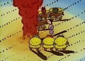 まんが日本昔ばなし データベース 大歳の火 画像あり 日本