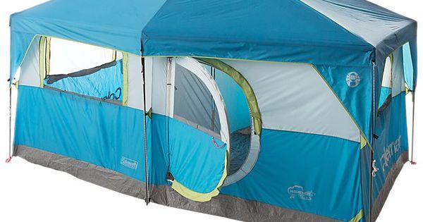 Coleman Alder Creek 8 Person Cabin Tent Bass Pro Shops
