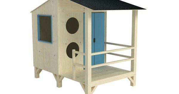maisonnette en bois de leroy merlin module de jeux. Black Bedroom Furniture Sets. Home Design Ideas