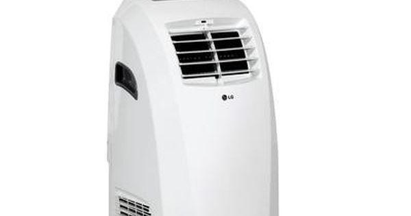 Lg 10 000 Btu Portable Air Conditioner Home Depot Canada Portable Air Conditioner Air Conditioner Home Depot Canada