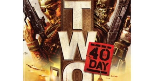 Army Of Two 40th Day Xbox 360 Xbox 360 Games 19 67 With