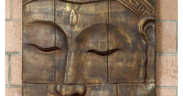 Large Buddha Panel: Large Buddha Panel