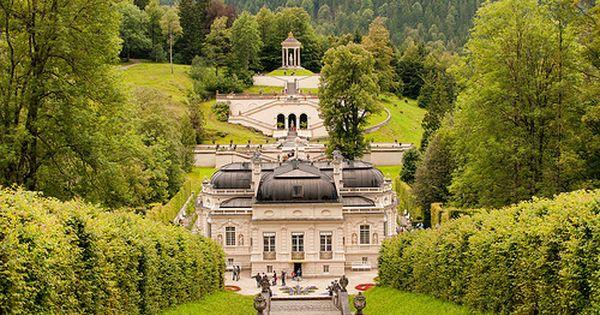 Schloss Linderhof Exterior Linderhof Palace Architecture House