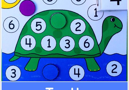 Turtles, Math and World turtle day on Pinterest