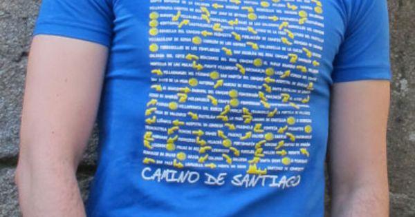 Albergue De Peregrinos San Nicolás De Flue Ponferrada New Collection T Shirt Pilgrim The Way Of St James 100 Cotton Tax Free 13 90