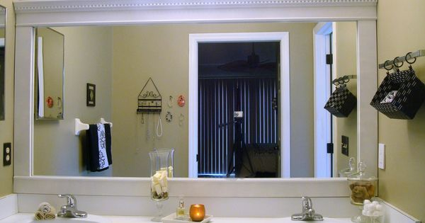framing bathroom mirror ideas 37884 Wallpapers