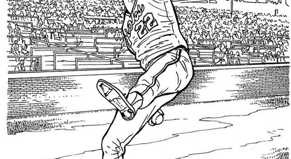 baltimore orioles coloring pages - photo#25