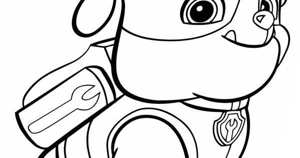 Page paw patrol coloring pages coloring pages to download