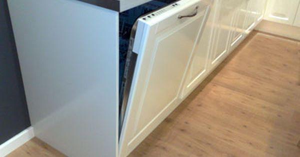 Concealed Dishwasher Kitchen Fully Integrated Dishwasher Home Kitchens