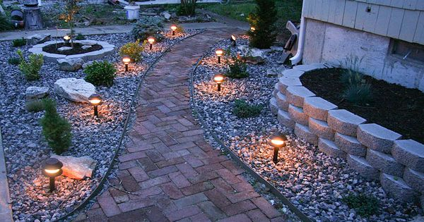 Backyard landscaping ideas put the finishing touches on for Finishing touches landscaping