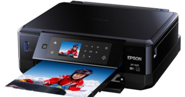 Epson Expression Premium Xp 620 Small In One Printer Photo Printer Printer Scanner Color Photo Printer