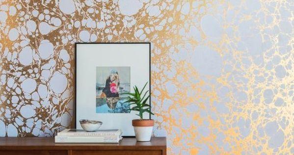 Papier peint pour couloir comment faire le bon choix 42 id es en photos id e d co couloir for Comment faire le papier peint