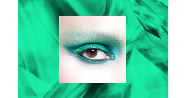 all eyes on emerald green