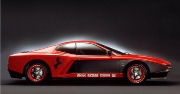 Ferrari FZ93 (Zagato)