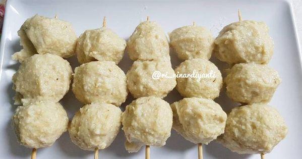 Resep 91 Bakso Tempe Oleh Mommy Nadhifa Resep Resep Masakan Indonesia Resep Ide Makanan
