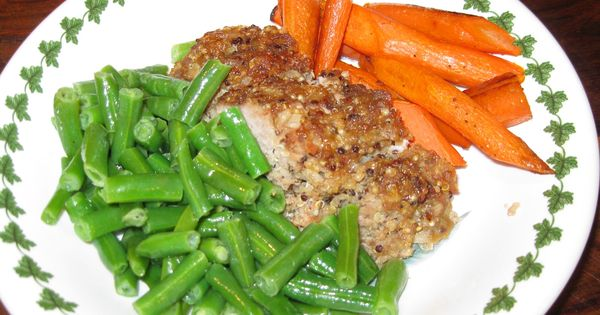 Turkey Meatloaf with Quinoa from The Helpful Husband. | Poultry ...