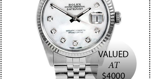 rolex giveaway rolex giveaway for our 30th diamond anniversary 9632