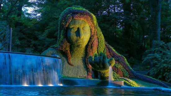 Atlanta Botanical Garden Atlanta Botanical Garden Atlanta