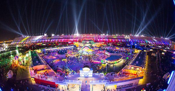 Electric Daisy Carnival Las Vegas - EDM Festival