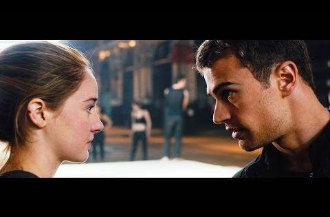 Divergent Movie Trailer!