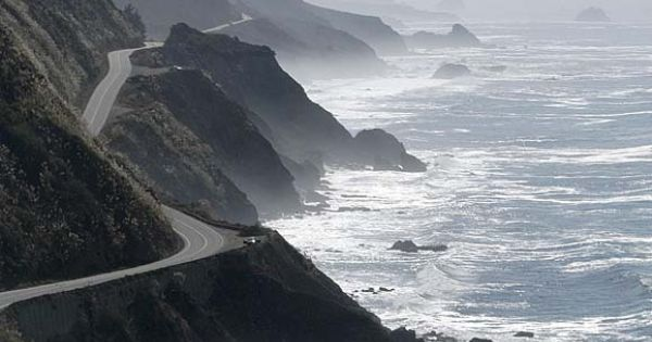 I want to drive highway 1 down the entire west coast from