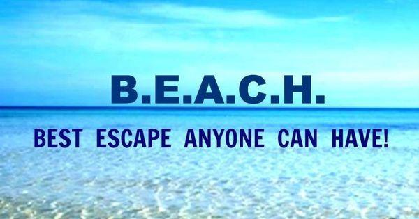 So true!! (especially when you escape to the beaches of Hutchinson Island!)