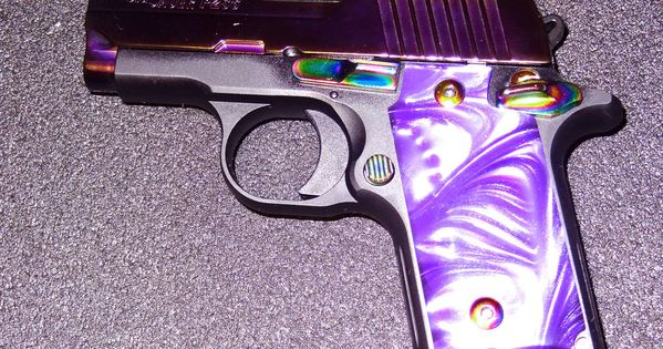 purple 9mm handguns for women | Purple Pearl by ...