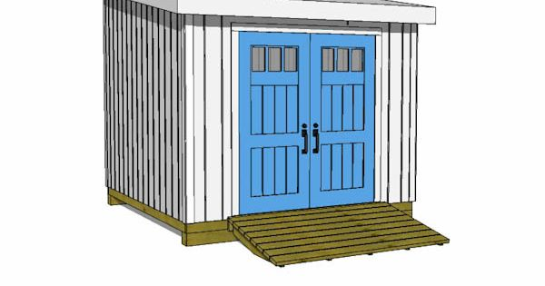 10x10 lean to shed plans 10x10 shed plans pinterest for 10x10 office ideas