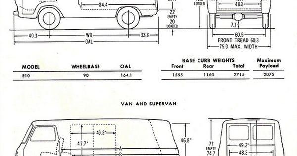 Ford Econoline Interior Dimensions | www.pixshark.com ...