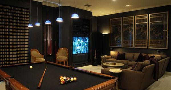 Must Have Man Cave Furniture : Must have items for the ultimate man cave