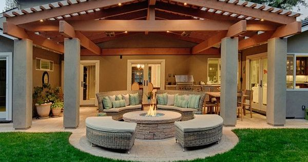 20 Of The Most Beautiful Patio Designs Of 2015 Backyard