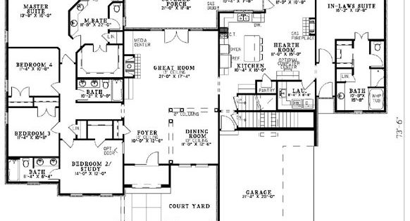 I love this floor plan plenty of bedrooms almost all What is wic in a floor plan