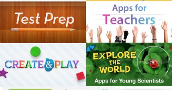 Apps teachers love.