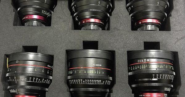 Filmmaker Dragon Q On Instagram Canon Cine Lens Set 16mm L 24 Mm L 35mm L 50mm L 85mm L 135mm Lens Drone Videography Filmmaking