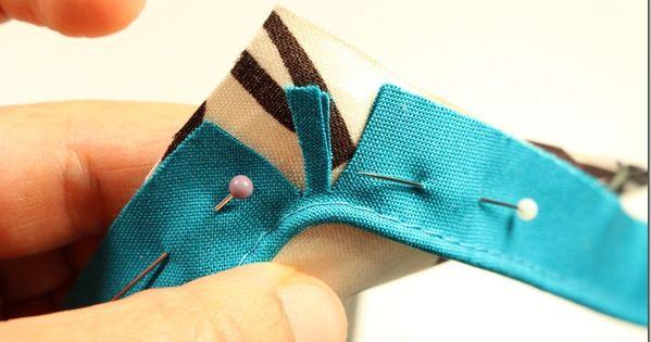 Comment coudre le passe poil couture pinterest for Apprendre a coudre 974