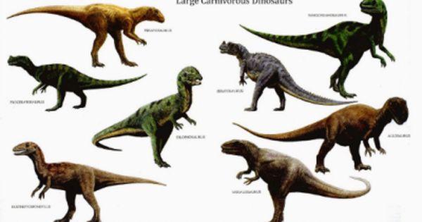 Fotos De Dinosaurios Carnivoros Con Nombres Fotos De Dinosaurios Nombres De Dinosaurios Dinosaurios