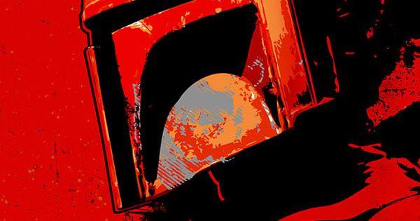Boba Fett from Star Wars Geekery fan art by MediaGraffitiStudio, $100.00