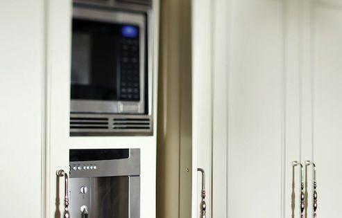 Built in microwave built in coffee maker built in coffee station sl