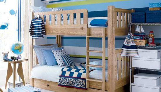 toddler boy room ideas | Boys Bedroom Design Ideas for Toddlers &