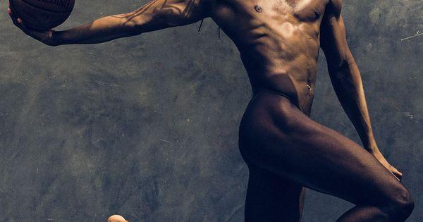 Kenneth Faried Espn Body Issue Kenneth Faried ...