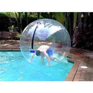 Ball That Skips On Water Human Hamster Ball For Water Backyard