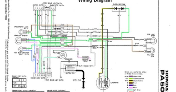 975d506f6cb6fc4816c24fefa40c9925 awesome interactive diagram of the honda hobbit pa50 wiring 1978 honda pa50 wiring diagram at gsmx.co