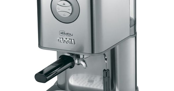 Gaggia Baby Class RI8157/40 Coffee Maker with Professional Filter ...